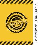 pharmaceutical black grunge...   Shutterstock .eps vector #1402018736