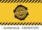 inexpensive black grunge emblem ...   Shutterstock .eps vector #1402047293