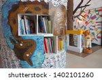 chuncheon  south korea april... | Shutterstock . vector #1402101260