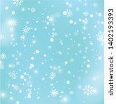 soft golden christmas lights....   Shutterstock .eps vector #1402193393