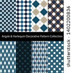Collection Of Argyle  ...
