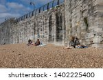 03 13 19 portsmouth  hampshire  ... | Shutterstock . vector #1402225400
