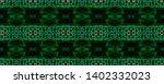 snake skin. black  green  white ...   Shutterstock . vector #1402332023