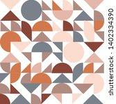 geometry minimalistic artwork... | Shutterstock .eps vector #1402334390