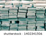 lots of old paving tiles.... | Shutterstock . vector #1402341506