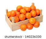 Clementine Mandarin In Wooden...