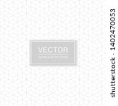 simple seamless geometric... | Shutterstock .eps vector #1402470053