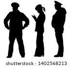 people of special police force...   Shutterstock .eps vector #1402568213