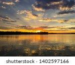 Beautiful  Colorful Sunset...