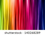 Abstract Rainbow Colors...