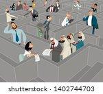 vector illustration of customer ...   Shutterstock .eps vector #1402744703