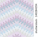 geometric pattern in the style... | Shutterstock .eps vector #140284354
