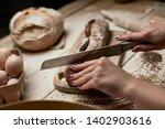 Whole Grain Bread Put On...