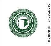 green bread icon inside...   Shutterstock .eps vector #1403027360