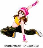 active teen   Shutterstock . vector #140305810