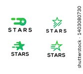 star logo icon and logo template   Shutterstock .eps vector #1403080730