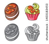 vector illustration of... | Shutterstock .eps vector #1403183453