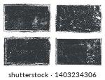 grunge post stamps. distress...   Shutterstock .eps vector #1403234306