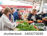 kardzhali  bulgaria   april 18  ...   Shutterstock . vector #1403273030