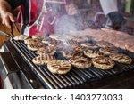 kardzhali  bulgaria   april 18  ...   Shutterstock . vector #1403273033