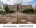 kardzhali  bulgaria   april 22  ...   Shutterstock . vector #1403273039