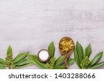 spa background with a space for ... | Shutterstock . vector #1403288066