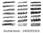 set of twenty one sketch... | Shutterstock .eps vector #1403292323