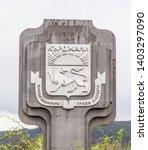 kardzhali  bulgaria   april 22  ...   Shutterstock . vector #1403297090