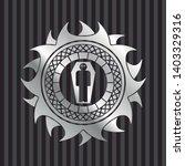 dead man in his coffin icon... | Shutterstock .eps vector #1403329316