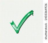 check list button icon.check...   Shutterstock .eps vector #1403364926