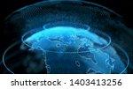 Motion Earth Digital Globe...
