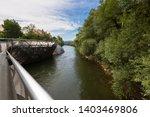 graz  austria   july 2018  ... | Shutterstock . vector #1403469806