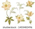 floral vector elements for...   Shutterstock .eps vector #1403482496