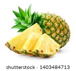 Whole Pineapple And Pineapple...