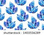 seamless watercolor pattern...   Shutterstock . vector #1403536289