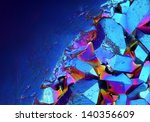 extreme sharp and detailed... | Shutterstock . vector #140356609