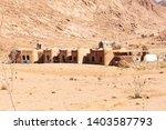 st catherine village hotel wadi ... | Shutterstock . vector #1403587793