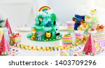 Cake for kids birthday...