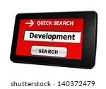 search for development | Shutterstock . vector #140372479