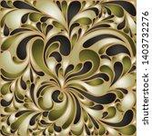 silk texture fluid shapes ...   Shutterstock .eps vector #1403732276