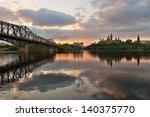 Ottawa City Skyline At Sunrise...