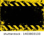 grunge danger background ... | Shutterstock .eps vector #1403803133