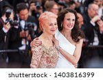 cannes  france   may 18  2019 ... | Shutterstock . vector #1403816399