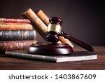 Judge S Gavel  Lawer S Office....