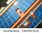 Aerial View Of Solar Photo...