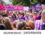 washington  dc   may 21  2019 ... | Shutterstock . vector #1403986406