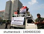 jakarta  indonesia   may 21 ... | Shutterstock . vector #1404003230