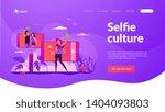 concept of selfie culture ...