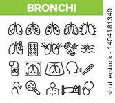 bronchitis  allergic asthma... | Shutterstock .eps vector #1404181340
