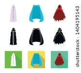 vector illustration of material ... | Shutterstock .eps vector #1404195143